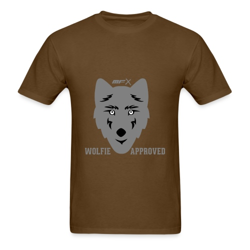 MFX - Wolfie Approved - Men - Men's T-Shirt