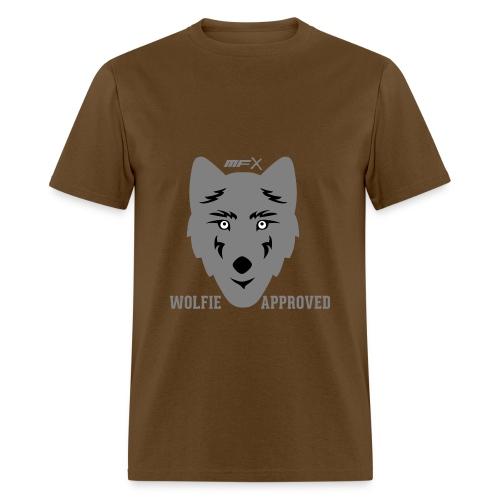MFX - Wolfie Approved - Men - Men's T-Shirt