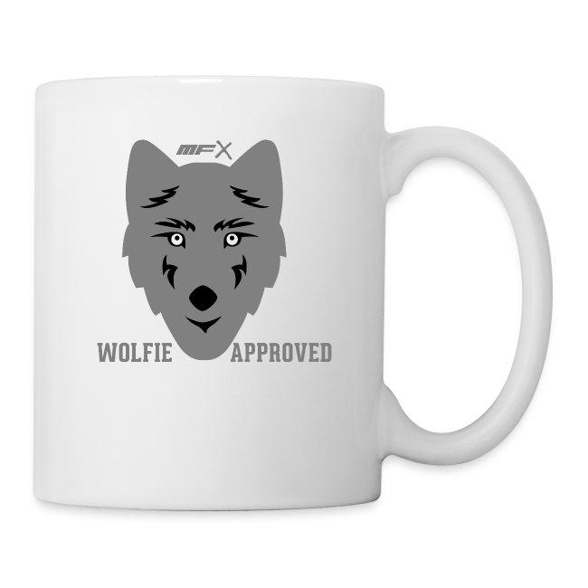 MFX - Wolfie Approved - Mug