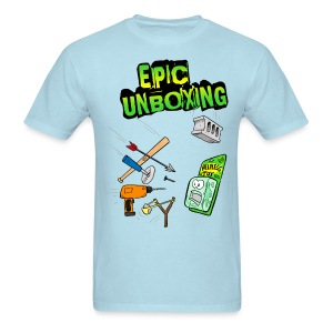 Epic Unboxing - Men's T-Shirt