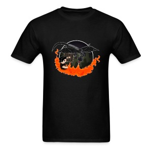 Mundo Hardcore - Men's T-Shirt