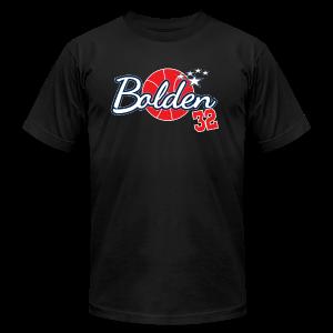 Bruce Bolden - Men's Fine Jersey T-Shirt
