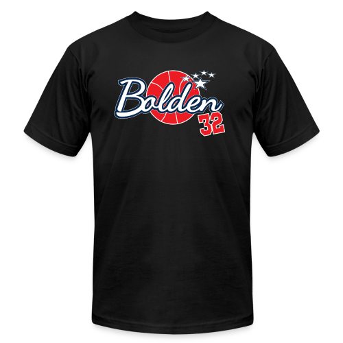 Bruce Bolden - Men's  Jersey T-Shirt