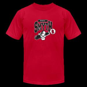 Phil Smyth logo - Men's Fine Jersey T-Shirt