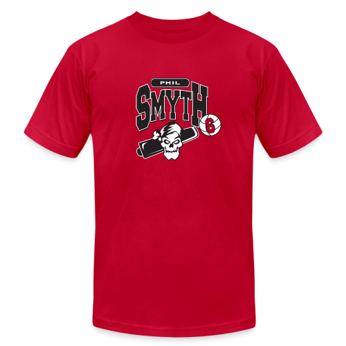Phil Smyth logo - Men's T-Shirt by American Apparel