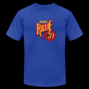 John Rillie ball - Men's Fine Jersey T-Shirt