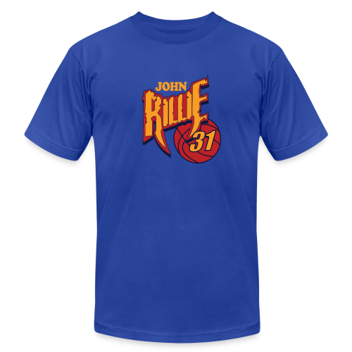 John Rillie ball - Men's Fine Jersey T-Shirt