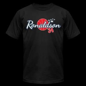 Tony Ronaldson - Men's Fine Jersey T-Shirt