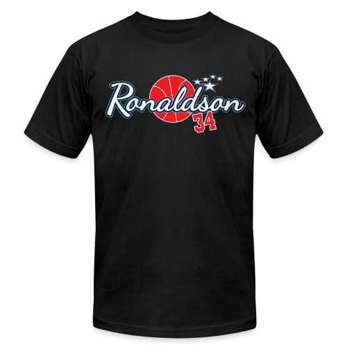 Tony Ronaldson - Men's  Jersey T-Shirt