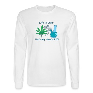 Thats why there is 420 - Mens Longsleeve T-shirt - Men's Long Sleeve T-Shirt