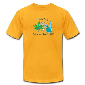 Thats why there is 420 - Mens T-shirt by American Apparel - Men's T-Shirt by American Apparel
