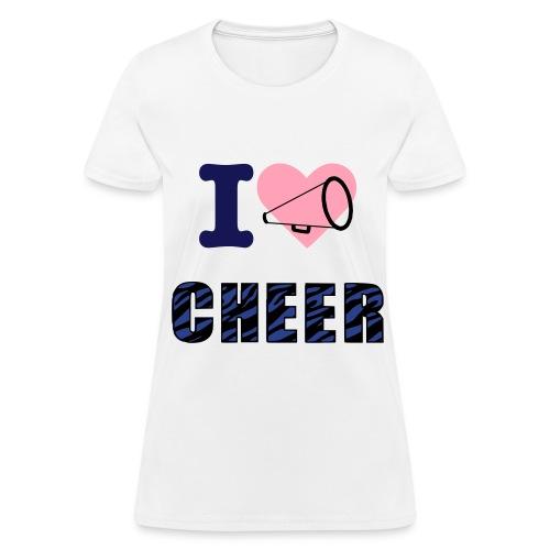 Cheer T-Shirt - Women's T-Shirt