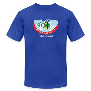Bobsled - Mens T-Shirt by American Apparel - Men's T-Shirt by American Apparel
