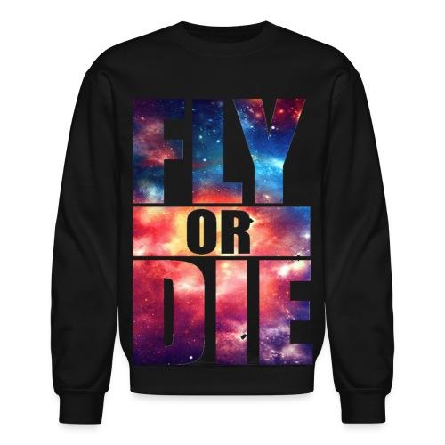 FLY SHXT - Crewneck Sweatshirt
