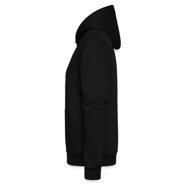 C2W Hoodie AA Solid White