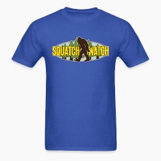 Squatch Watch Logo Color MP T-Shirts