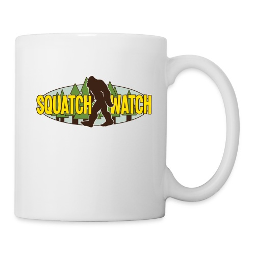 Squatch Watch  - Coffee/Tea Mug