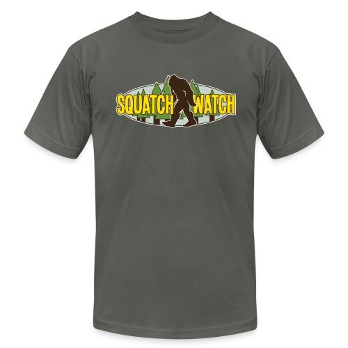 Squatch Watch  - Men's Fine Jersey T-Shirt