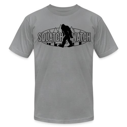 Squatch Watch  - Men's  Jersey T-Shirt