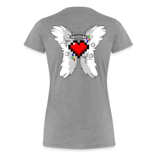 Women's Extra-Life Donation Tee - Women's Premium T-Shirt