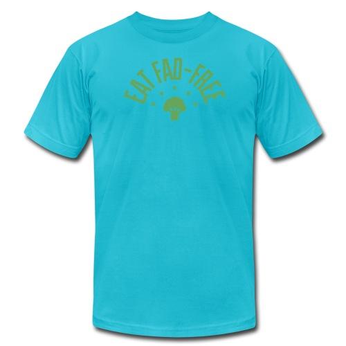 Eat Fad Free T-Shirt - Men's Fine Jersey T-Shirt