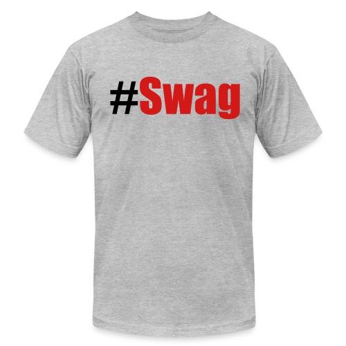 #Swag Boy's Shirt - Men's Fine Jersey T-Shirt
