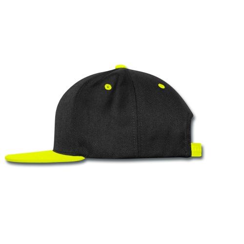 SnapPack With Logo - Snap-back Baseball Cap