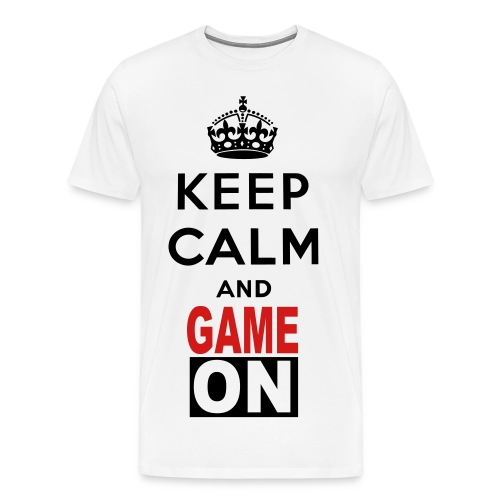 Game On Tees - Men's Premium T-Shirt