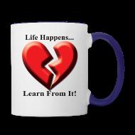 Mugs & Drinkware ~ Contrast Coffee Mug ~ Article 14453574