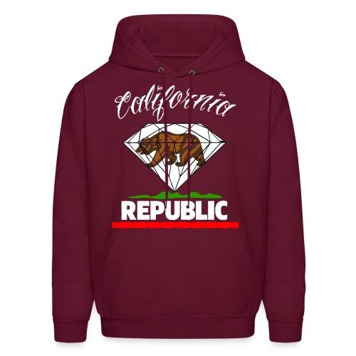 California Republic - Men's Hoodie