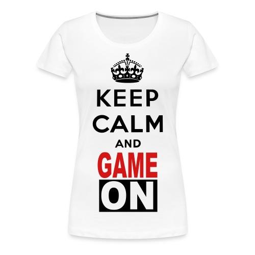 Game On Tees - Women's Premium T-Shirt