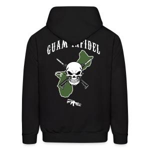 Guam Infidel - Men's Hoodie