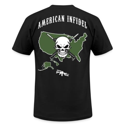 American Infidel - Men's Fine Jersey T-Shirt
