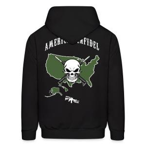 American Infidel - Men's Hoodie