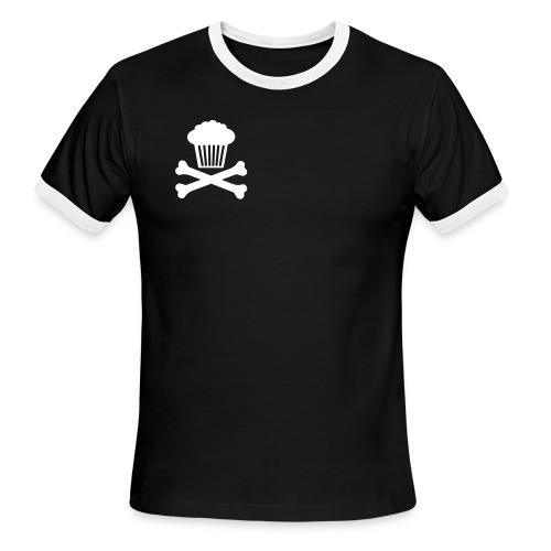 Muffin in x-bones tee - Men's Ringer T-Shirt