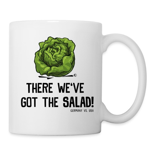 There we've got the Salad - Coffee/Tea Mug