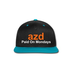 AZD Official Snapback - Snap-back Baseball Cap