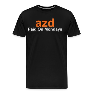 AZD Official Mens Tee - Men's Premium T-Shirt