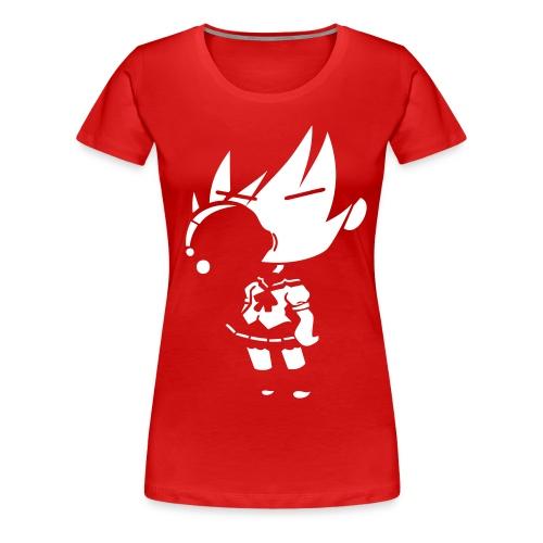 Bubble Gum Girl - Women's Premium T-Shirt