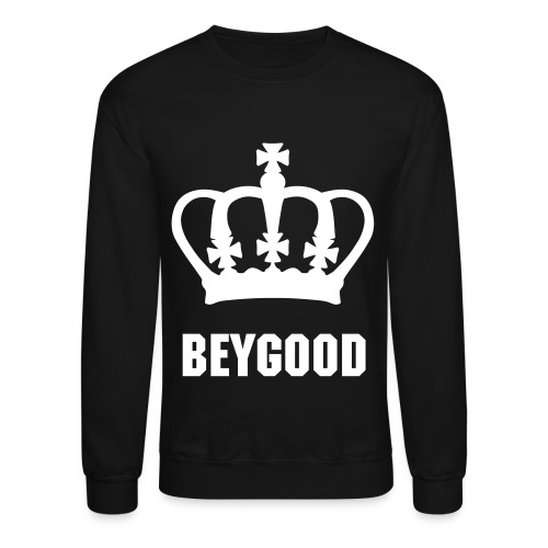 BeyGood Men's Sweatshirt - Crewneck Sweatshirt