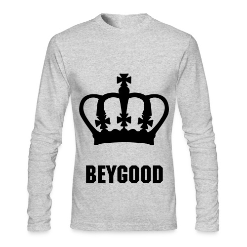 BeyGood Men's Long Sleeve T-Shirt - Men's Long Sleeve T-Shirt by Next Level