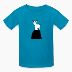 goat 3 Kids' Shirts