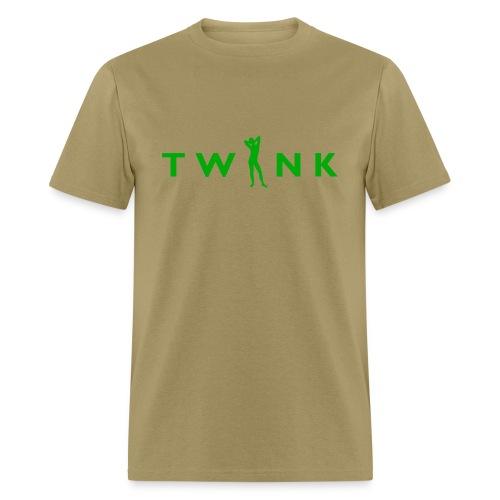 TWNK Green - Men's T-Shirt