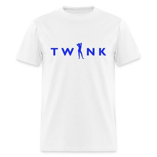 TWNK Blue - Men's T-Shirt