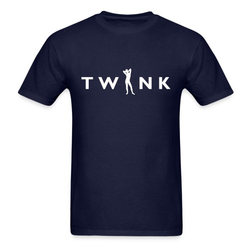TWNK White - Men's T-Shirt