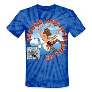 JoCo Cruise Crazy 4 Disney (unisex tie-dye) - Unisex Tie Dye T-Shirt