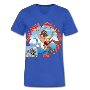 JoCo Cruise Crazy 4 Disney (men's V-neck) - Men's V-Neck T-Shirt by Canvas