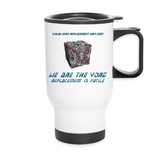VORG CUBE TRAVEL MUG - Travel Mug