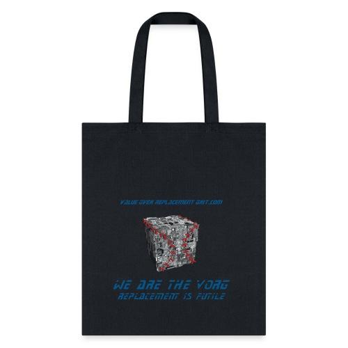VORG CUBE TOTE BAG - Tote Bag