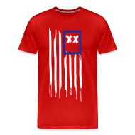 T-Shirts ~ Men's Premium T-Shirt ~ x's & stripes